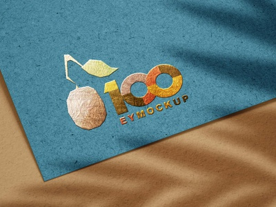 Free 3D Logo Mockup Template logo mockups download mockup psd