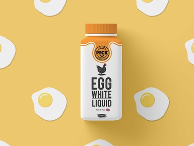 Free Egg Protein Bottle Psd Mockup mockups download mockup psd