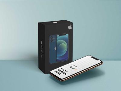 Premium iPhone 12 mini Mockup mockup mockups download mockup psd