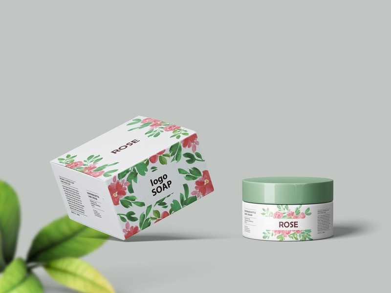 Skin Care Cream Box Mockup psd mockups mockup psd download mock-up mockup download mock-ups download mockup premium mockup premium psd premium download