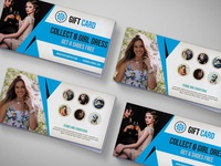Photography Gift Voucher Design Template