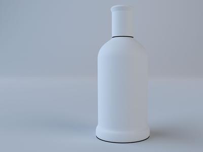 Shampoo Bottle Model