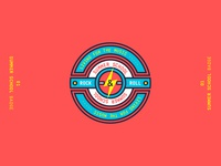 01 Summer School Badge