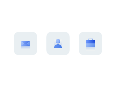 Weekend experiments! sketch exploration questionnaire form illustrations icons