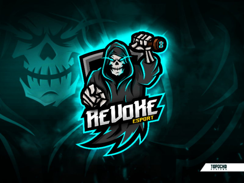 Revoke Esport By Topocho Dg On Dribbble