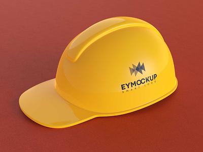 Free Celeste Hat Logo Mockup psd mockups mockup psd download mock-up mockup mock-ups download download mockup