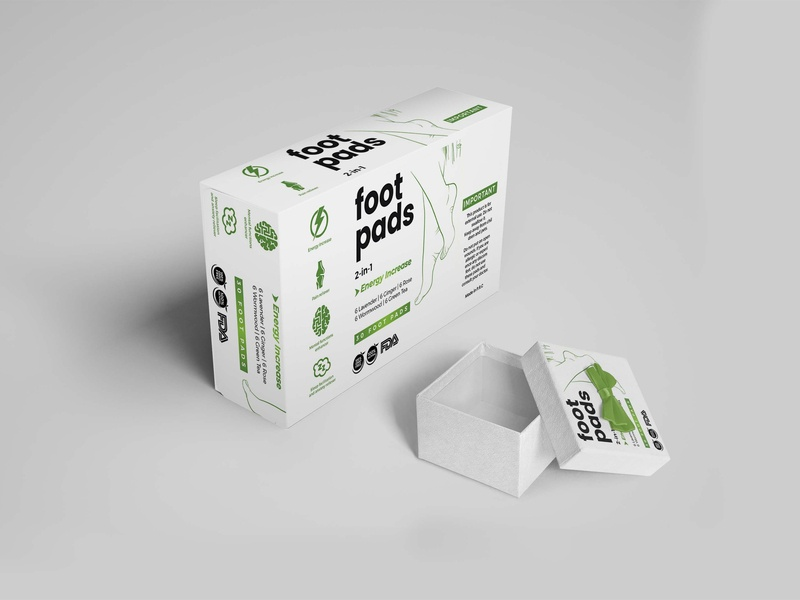 Foot Care Pads Packaging Mockup mockups mockup psd download mock-up download mock-ups download mockup premium mockup premium psd premium download