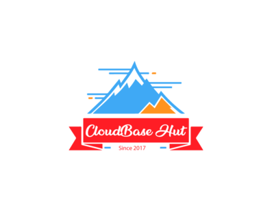 Cloud Base Hut Logo
