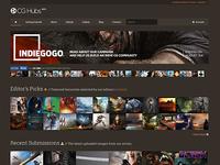 CG Hubs - Homepage