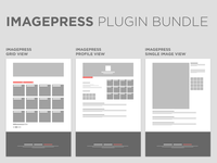 ImagePress Wireframe