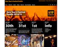 New Year Festival Dublin