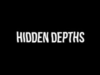 Hidden Depths — Liquid Logo