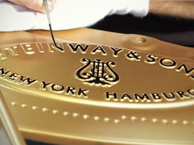 Steinway & Sons - The Grand Piano Production film piano cut classic music image film steinway  sons