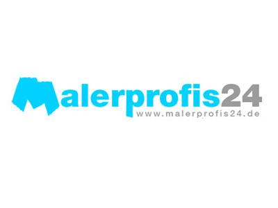 Logo for a painter company maler painter logo