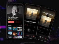 Daily UI: Day Nine - Music Player