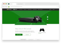Daily UI: Day Twelve - E-Commerce Shop