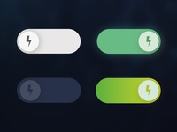 Daily UI: Day Fifteen- On/Off Switch