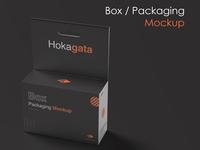 Box/Packaging Mockup