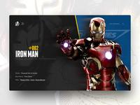 Design Challenge 002 - Iron Man