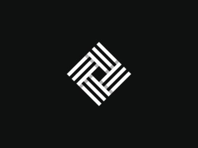 Abstract Sqaure Logomark