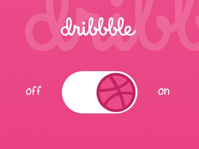 On dribbble