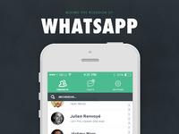 Whatsapp big