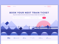 Train Booking Website