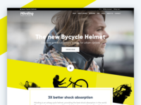 Bycycle Airbag Website