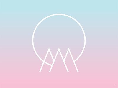 Avril Manderson design monogram rebrand branding brand logo
