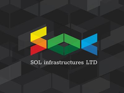 Sol Logotype branding logotype