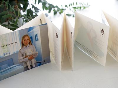 Accessories catalog for Sarit Shani Hay ux typography print design design