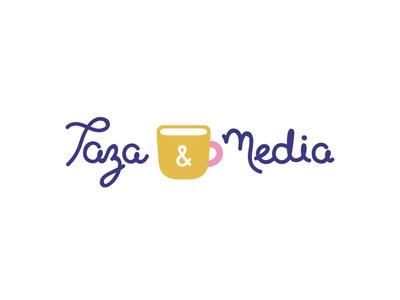 Taza Y Media Logo proposals