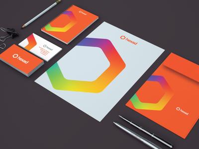 Paper Design logo branding design