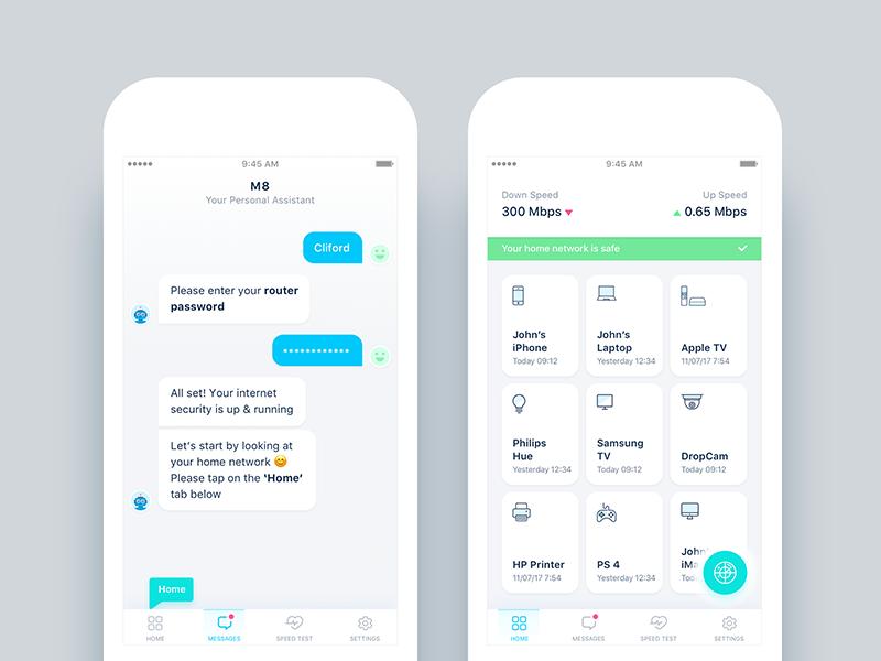 Netonomy App Redesign
