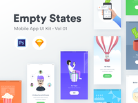 Empty States - Vol 01