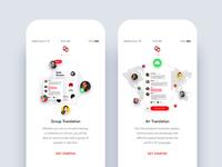 Mymanu CLIK - Translate App - Onboarding