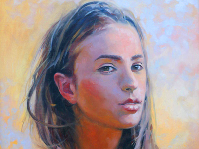 Girl portrait painting painting drawing portrait art portraits portrait people lips eyes beauty girl