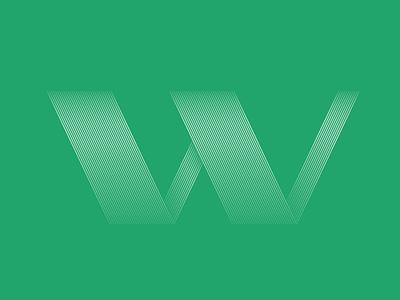 W | 36daysoftype vector branding logo line design typography typedrawing typedesign lettering 36daysoftype
