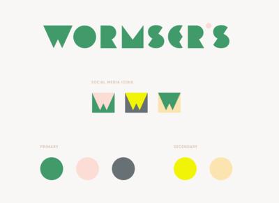 Wormser's Logo