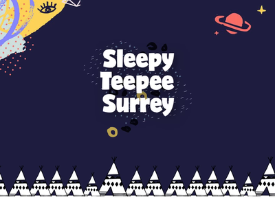Sleepy Teepee animation digital design branding logo design logo principle app principle