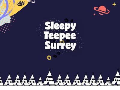 Sleepy Teepee animation digital design branding logo design logo principle app principle