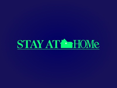 Stay at home stay home covid-19 coronavirus corona 2020 trends