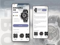 Freebie watch concept