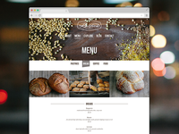 Bakery Website Launch