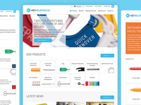 Surgical Provider Website Launch
