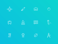 Just Some Icons ¯\_(ツ)_/¯