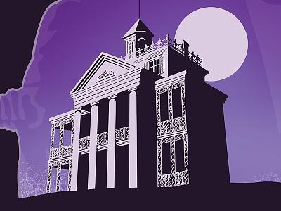 Hatbox Ghost - Disneyland Edition grim grinning ghosts haunted mansion hatbox ghost disneyland