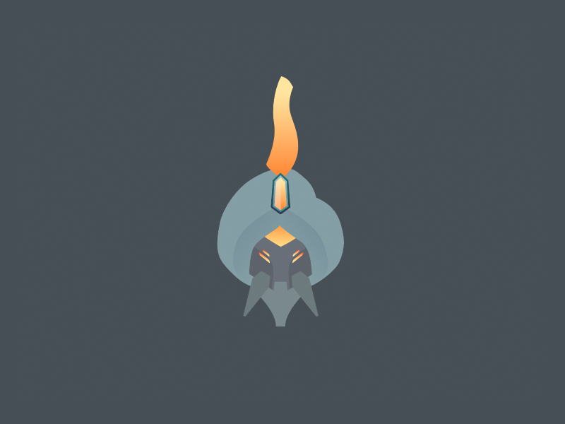 Ifrit By Void Graphics Dribbble Dribbble