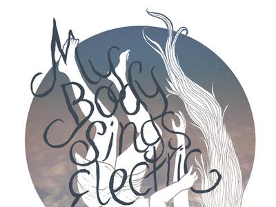 My Body Sings Electric Website website mobile responsive
