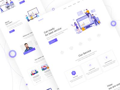 Digital Business Agency - Homepage